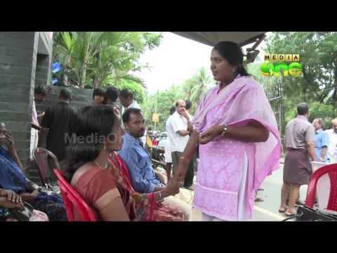 Calicut presentation school teacher in search of eluding justice - 06/02/2013