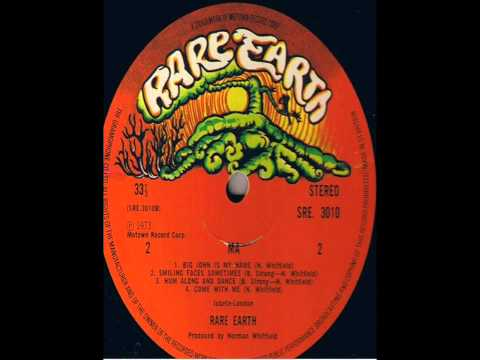 Big John Is My Name-Rare Earth-1973 thumbnail