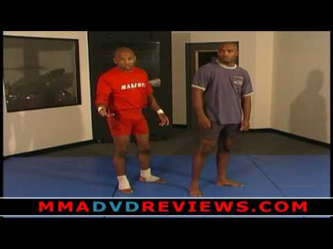 Shonie Carter - MMA Throw Ura Nage - Belly to Back Suplex Image 1