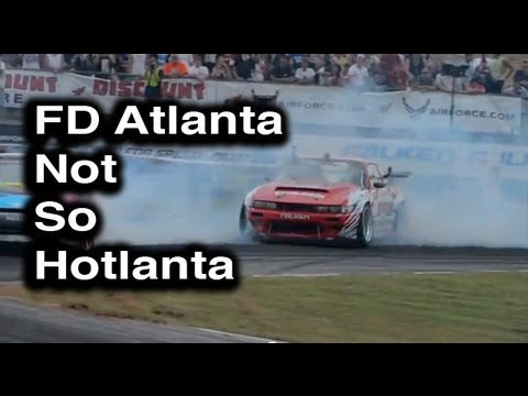 Behind the Smoke 2 - Ep 6 Atlanta Battle Formula D - Dai Yoshihara 201