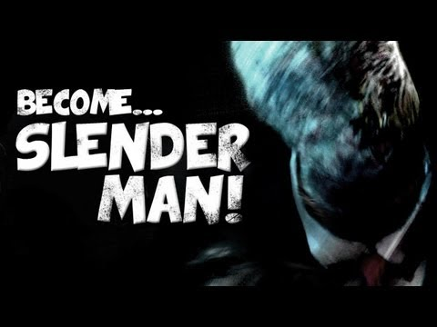 How To: Become Slender Man! (Gmod - Stop it Slender)