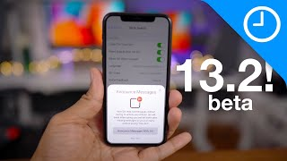 New iOS 13.2 BETA 1 features / changes!