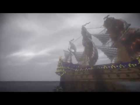 Imperial City: Minecraft Cinematic