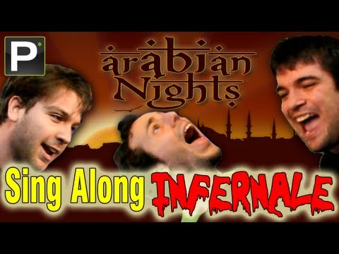 Sing Along INFERNALE - (Fraws/Ellino/Momo) Morte per sfinimento & Arabian Nights 1001