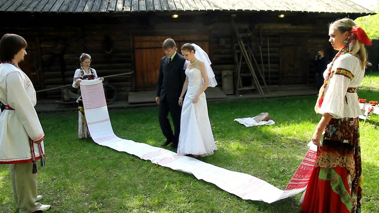 Старинные свадебные обряды в 78