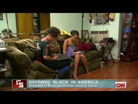 Defining Black in America