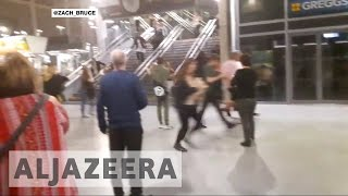 UK police: Suicide bomber behind deadly Manchester attack