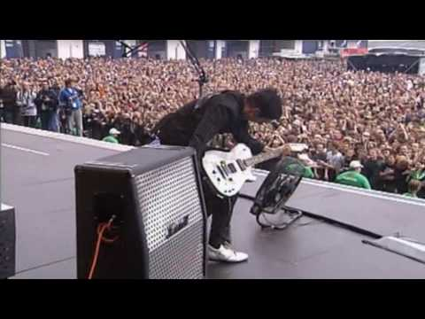 Muse  Stockholm Syndrome  @ Rock Am Ring 2004 HD