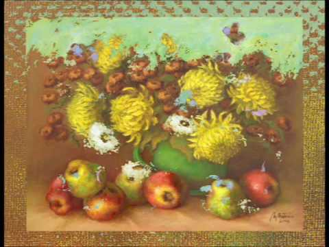 Art power: Romania(pictori romani) -Paintings: Nitescu exhibition autumn 2009(my youtube videos)