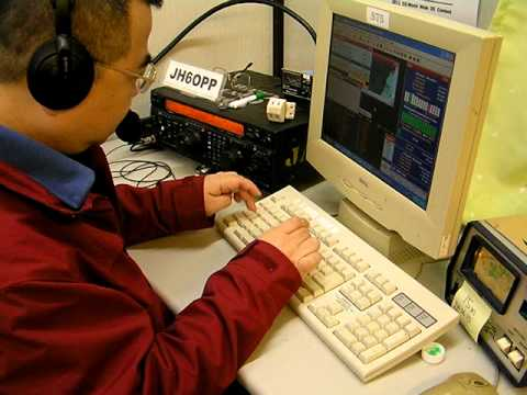 Ham Radio CQ-WW DX Contest 2011 JA1YPA  (15m)