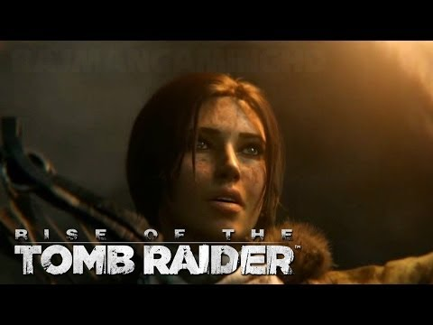 Rise of the Tomb Raider - E3 2014 Debut Trailer [1080p] TRUE-HD QUALITY