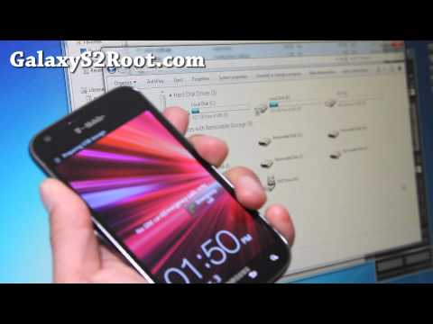 How to Root T-Mobile Galaxy S2 SGH-T989! [Android 2.3.6][ICS]