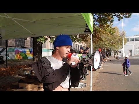 Raspa's Tapes: HUF's Weekend in Brooklyn