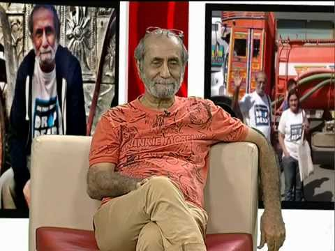P7 News Channel Delhi - Interviewed by Sharad Dutt - Aabid Surti 1