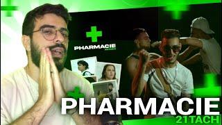 Download 21 Tach - Pharmacie ( ) #REACTION Gratis, download lagu terbaru