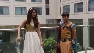बालवीर के साथ रानी परी पहुंचीं जयपुर