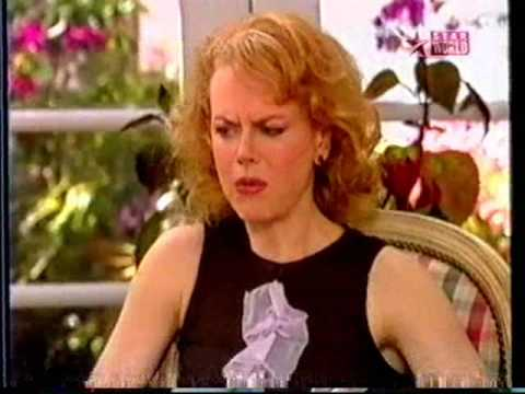 The Hours cast interview - Nicole Kidman, Julianne Moore, Meryl Streep part 1/5