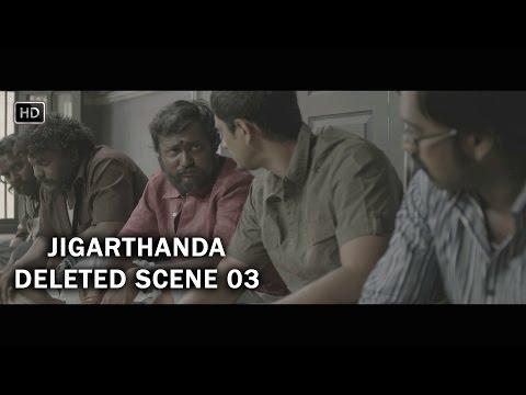 Deleted Scene 03 | Karthik's Script Research on Sethu | Jigarthanda | Siddharth, Simhaa