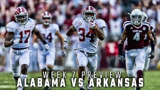 Where does Alabama stand midway through 2017?