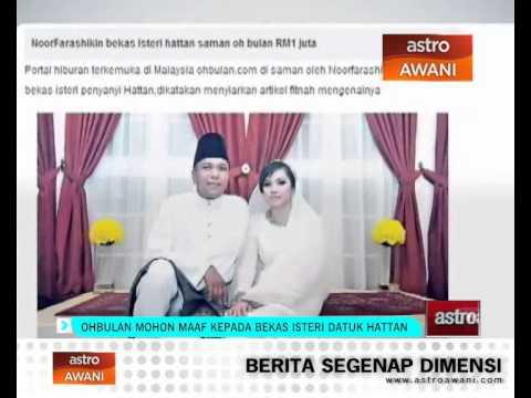 Isteri Datuk Bekas Isteri Datuk Hattan