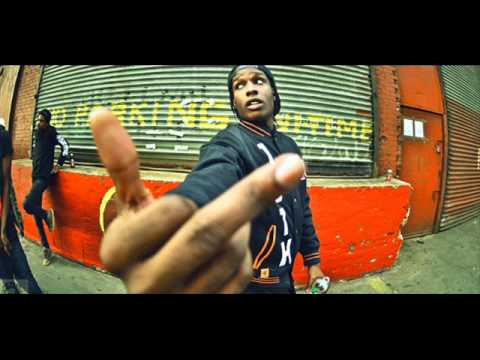 ASAP ROCKY - Pretty Flacko (Prod. by SPACEGHOSTPURRP)