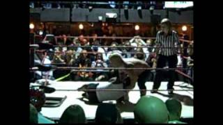 Extreme Midget Wrestling at Amos' Southend