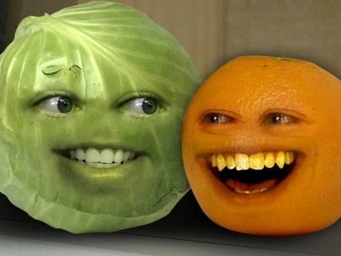 Annoying Orange - Excess Cabbage