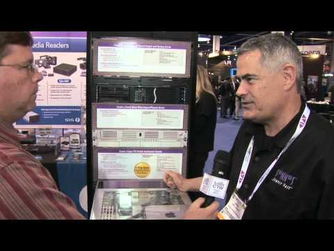 CTW NAB 2013 Coverage: Sonnet xMac mini Server