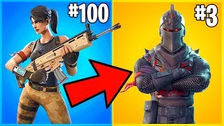 RANKING EVERY SKIN IN FORTNITE FROM WORST TO BEST!