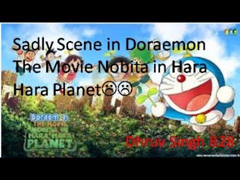 Sadly Scene in   Doraemon The Movie Nobita in Hara Hara Planet   thumbnail
