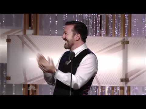 Ricky Gervais vs. Steve Carell Round two