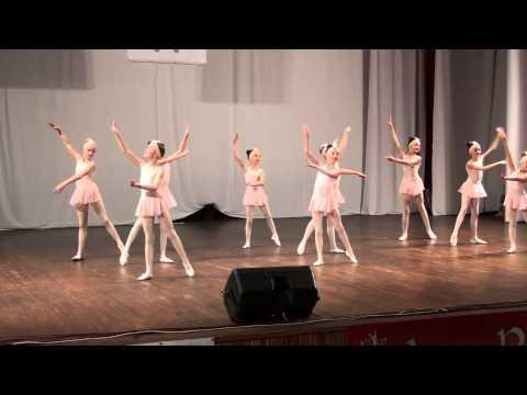 Występ Grupy Baletowej Z MDK W Radomiu 17.05.2014 Opoczno, Konkurs Złote Baletki