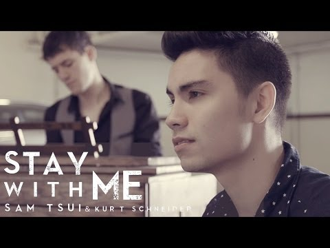 stay With Me - Sam Smith (sam Tsui Cover) video