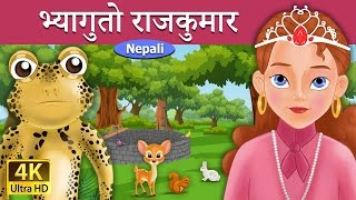 भ्यागुतो राजकुमार  | Frog Prince in Nepali | Fairy Tales in Nepali | Nepali Fairy Tales  from Nepali Fairy Tales