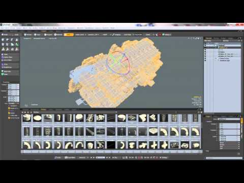 The Foundry Session 2: MODO in VFX