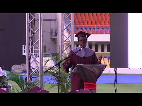 Princess Margaret Secondary School 2019 Graduation