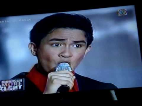 Pilipinas Got Talent - James Matthew Calacsan video
