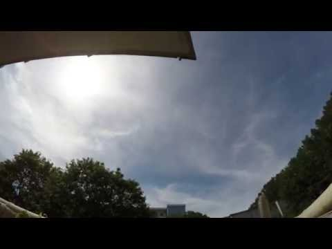 GeoEngineering Timelapse over Berlin 22 5 16