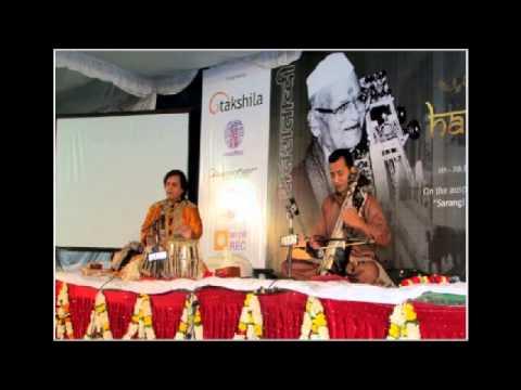 Ustad Sabir Khan presenting Raga Jog Part 2
