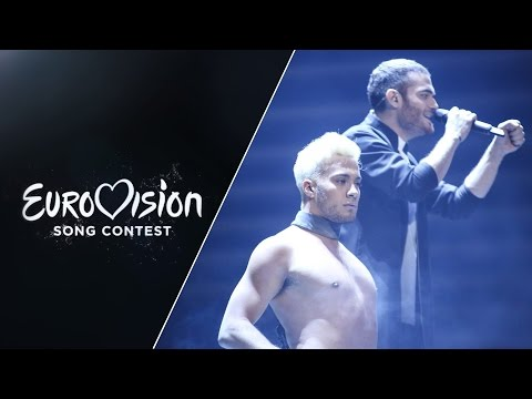 Elnur Huseynov - Hour Of The Wolf (Azerbaijan) - LIVE at Eurovision 2015 Grand Final