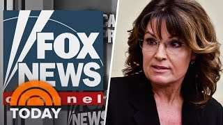 Sarah Palin On Fox News: 'Corporate Culture There Obviously Has To Change' | TODAY
