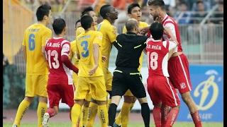 Tổng Hợp Những Tình Huống Bạo Lực Nhất V-League