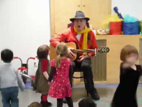 """Fire Truck!"" Song by Ivan Ulz (at Village Kids)"