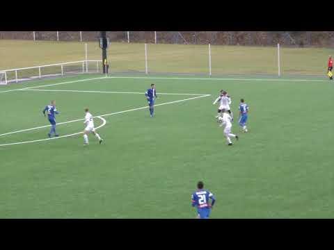 SESTŘIH: FC Hradec Králové U21 - FC Slovan Liberec U21 3:1
