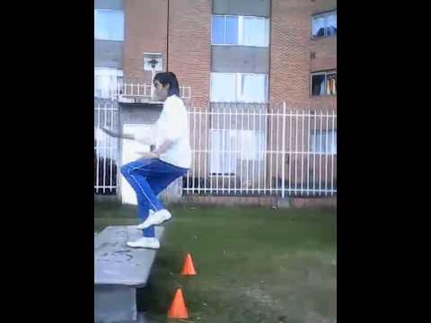 Ejercicios básicos para triple salto