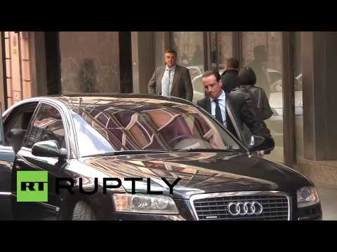 Spain: FC Barca president arrives in court over tax fraud charges