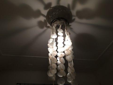 DIY: Lampe Aus Muscheln Selber Bauen.