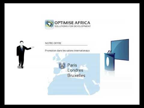 Optimise Africa et l'Annuaire Economique de la RDC