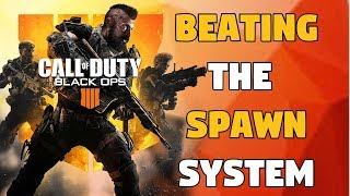 BLACK OPS 4   Beating the Spawn System in Multiplayer