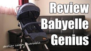 Review Stroller Babyelle Genius | babysasori